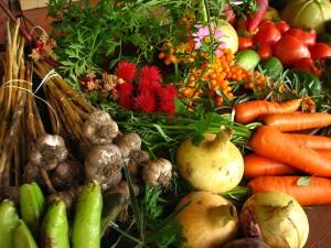 Retaining Nutrients in Vegetables