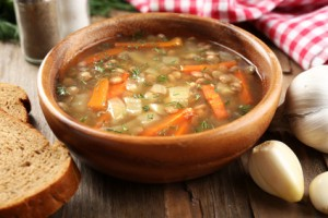 Delicious Detoxifying Soup