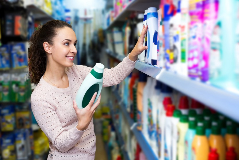 Study: Alarming Results Found in Scented Laundry Detergents