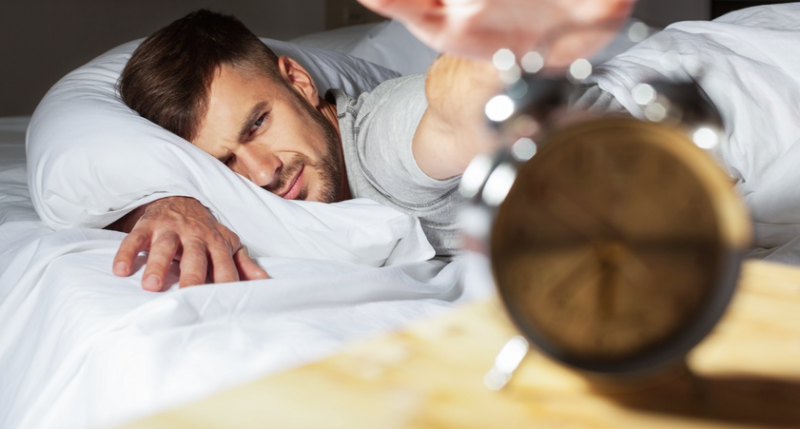 Study Shows Sleep Quality Is Negatively Affected By This