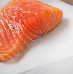 Low Carb Roasted Salmon & Apple Fennel Salad