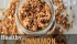 Healthy Cinnamon Granola