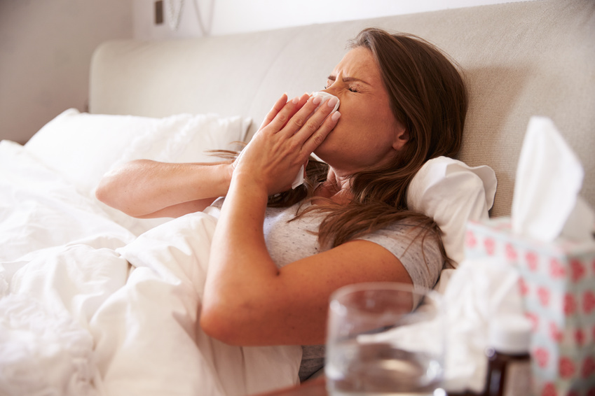 5 Ways to Naturally Prevent Colds & The Flu