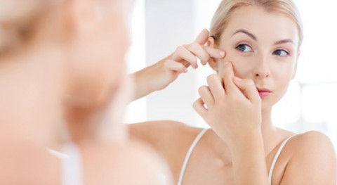 The Deadly Triangle: Popping Pimples on This Part of Your Face Can Be Deadly