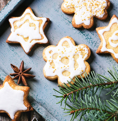 Keto Friendly Holiday Cookies