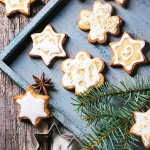 Keto Friendly Holiday Cookies