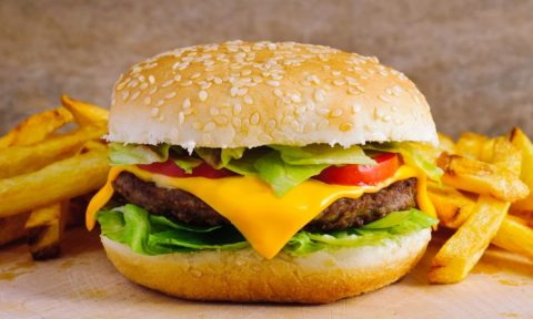 Fast Food Linked to Asthma, Eczema and Fever in Children
