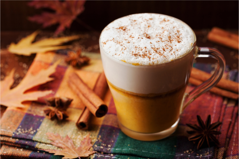 Starbucks' Pumpkin Spice Latte Ingredients Exposed