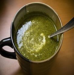 Green Machine Detox Soup