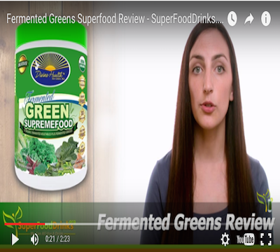 Green Supremefood Review