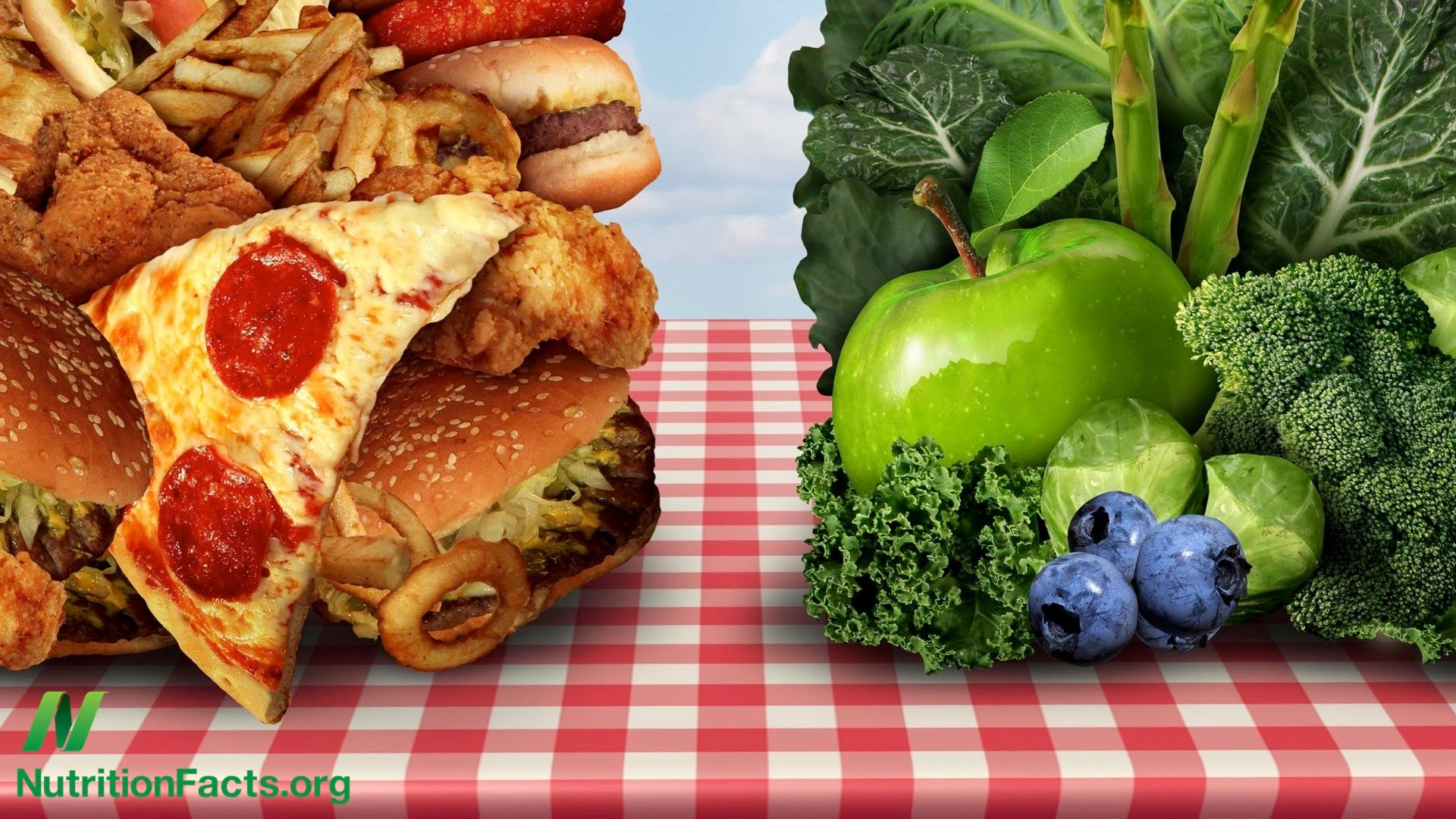Fighting Diseases with Foods