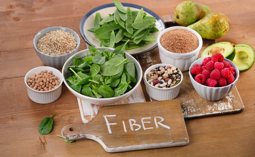 New Study Links Successful Aging to Dietary Fiber Intake