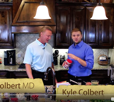 Dr. Colbert Discusses the Many Benefits of Red Supremefood