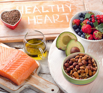 6 Essential Food Groups For A Healthy Heart