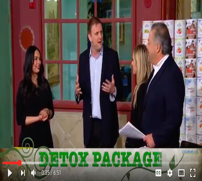 Kyle Colbert Discusses 21 Day Detox on Jim Bakker Show