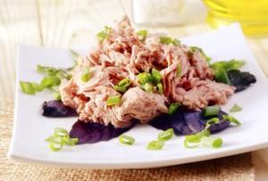 Mediterranean Tuna Salad With Dijon Mustard Vinaigrette
