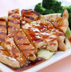 Ketogenic Chicken Teriyaki