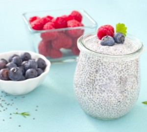 Living Chia Breakfast Bowl
