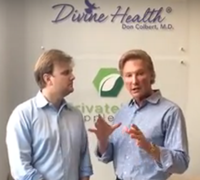 21 Day Detox Facebook Live with Dr. Don and Kyle Colbert