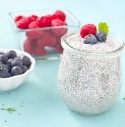 Living Chia Breakfast Bowl