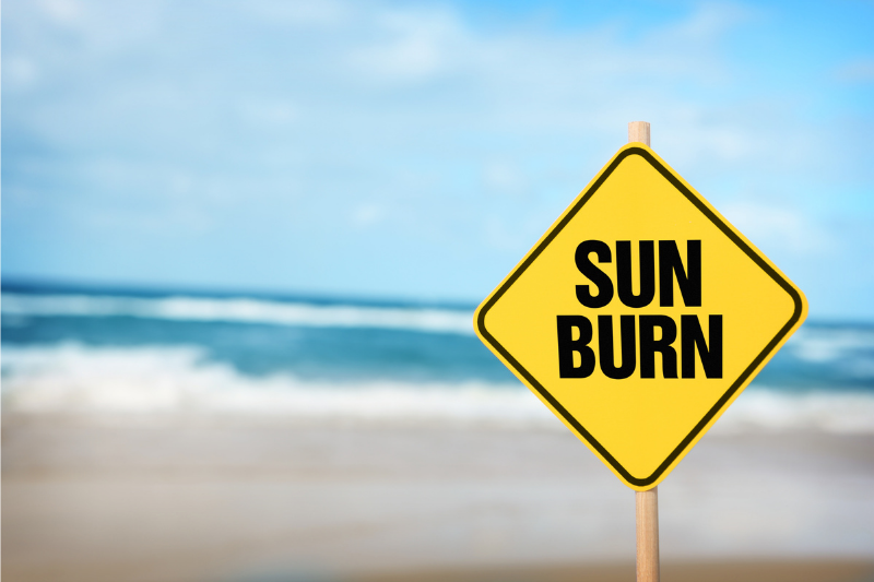 7 Superfoods to Help You Prevent Sunburn