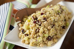 Apple Quinoa Detox Salad