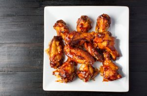 Crispy Keto Chicken Wings
