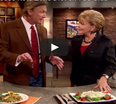 Dr. Colbert Discusses Keto Zone Diet on 700 Club