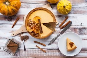 "Detox Pumpkin ""Cheesecake"""