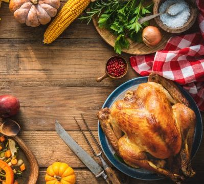 How You Can Avoid Weight Gain This Thanksgiving