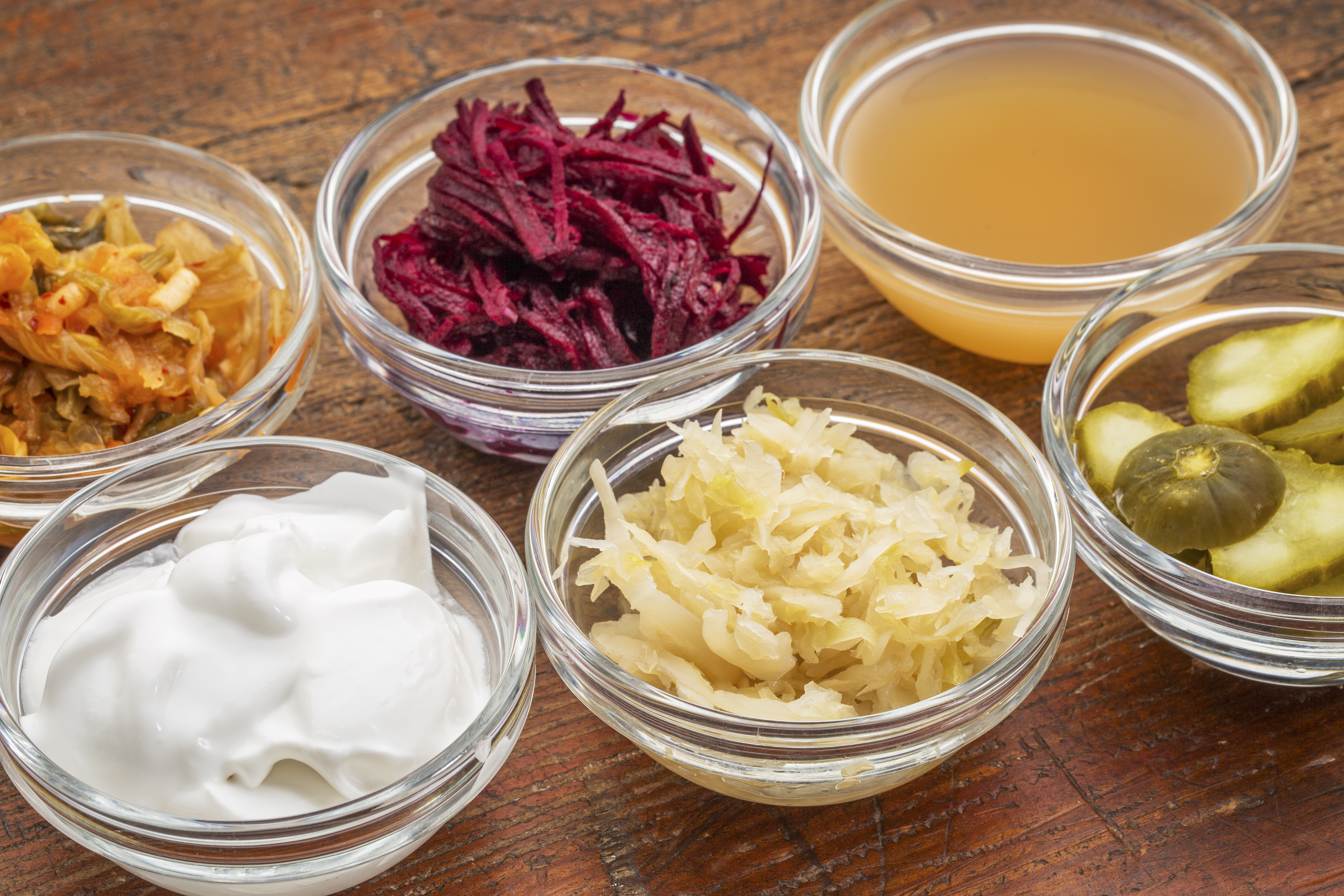 best probiotic foods for a healthy gut