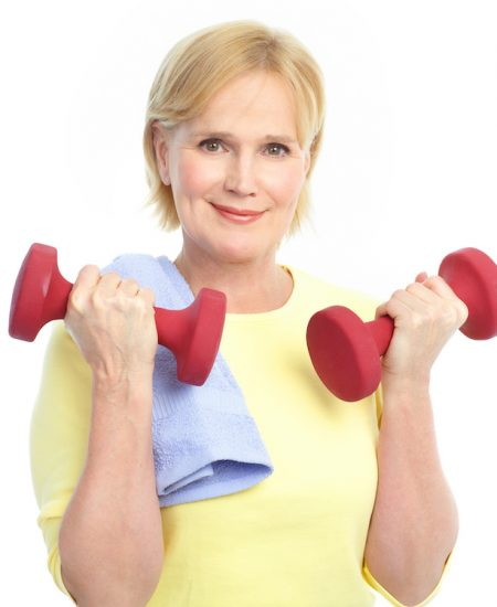 Dementia Risk 88% Lower in Physically Fit Women, New Study Shows