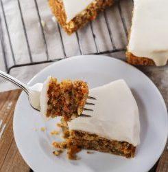 Delicious Keto Carrot Cake