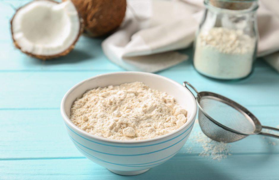 low-carb flour alternatives