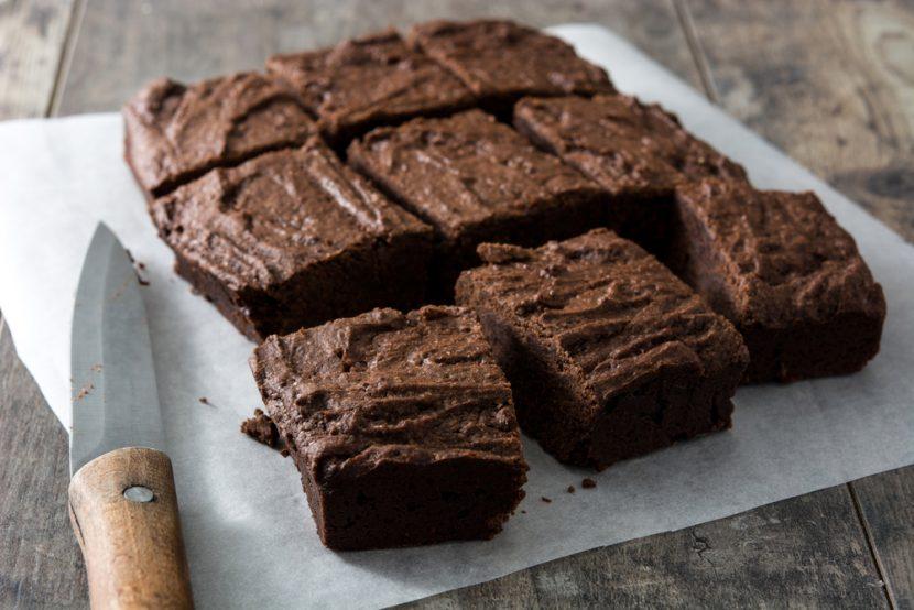 Keto Zone Brownies