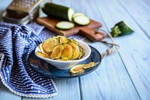 Delicious Keto Zucchini Chips Recipe