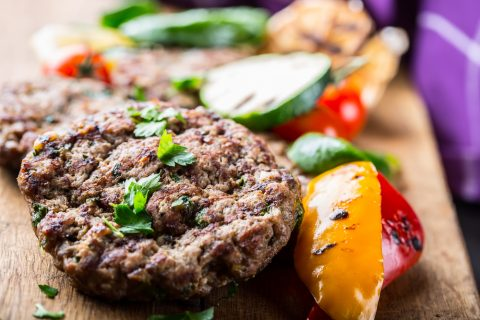 Perfect Low-Carb Keto Burgers