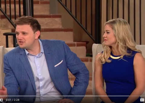 Kyle & Meredith Colbert Discuss the Keto Zone Diet on the Jim Bakker Show