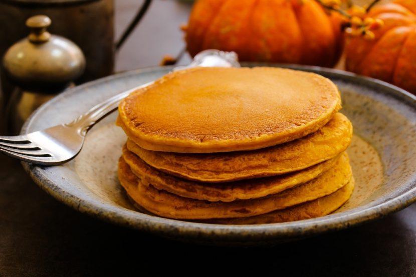 Keto Zone Pumpkin Protein Pancakes