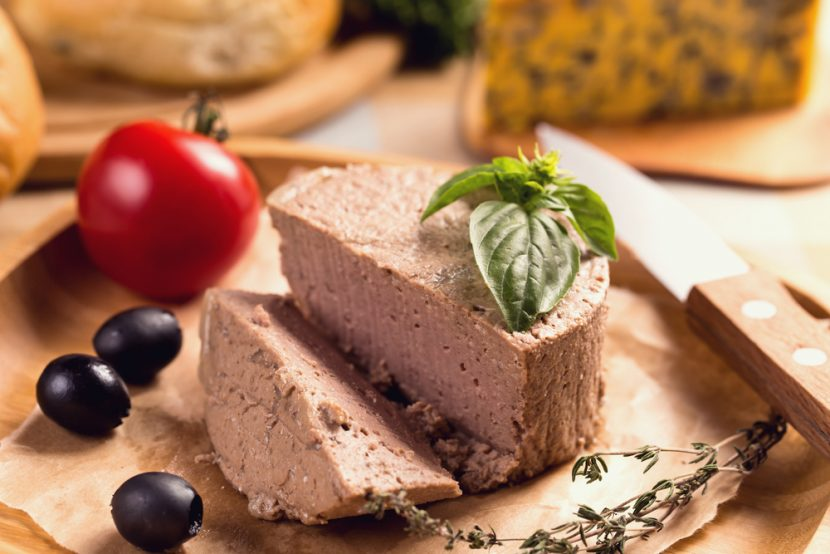 Simple and Delicious Keto Garlic Pate