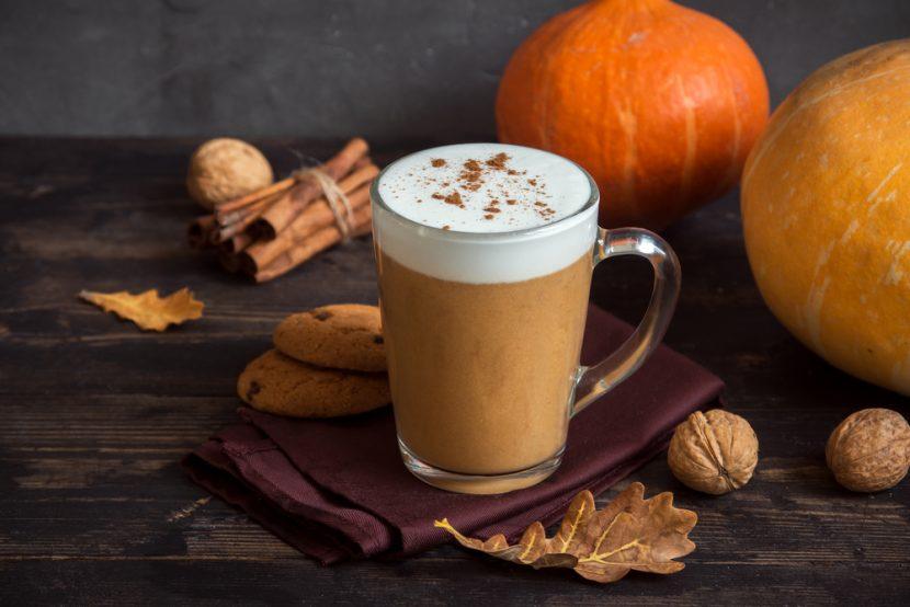 Keto Zone Pumpkin Spice Latte