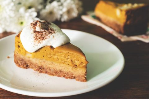 Keto Zone Pumpkin Pie