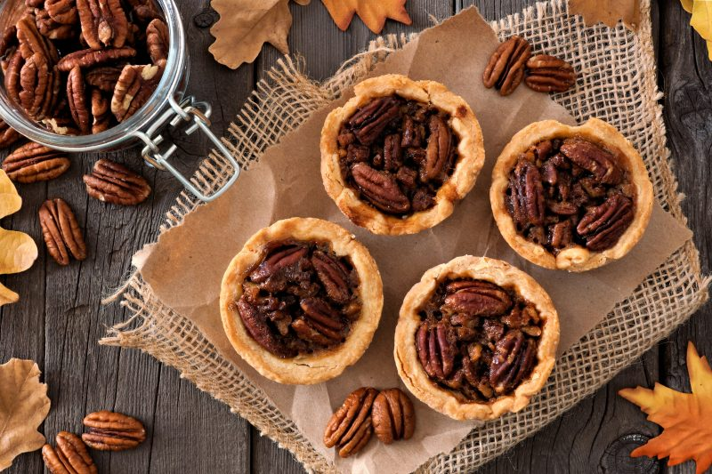 5 Keto Zone Thanksgiving Desserts & Benefits of Pecans