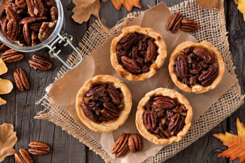 5 Keto Zone Thanksgiving Desserts & Benefits of Pecans