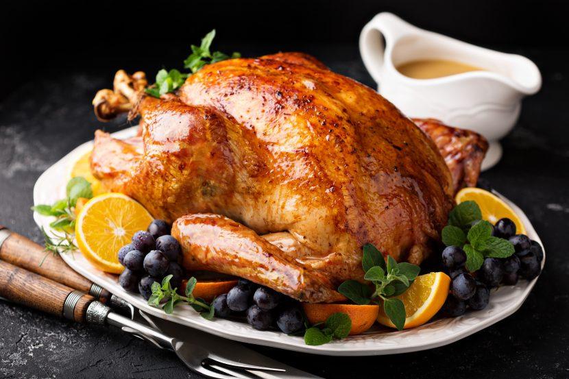 Keto Zone Thanksgiving Turkey with Gravy