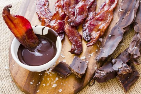 Keto Zone Chocolate Covered Bacon & Gifts from Your Kitchen