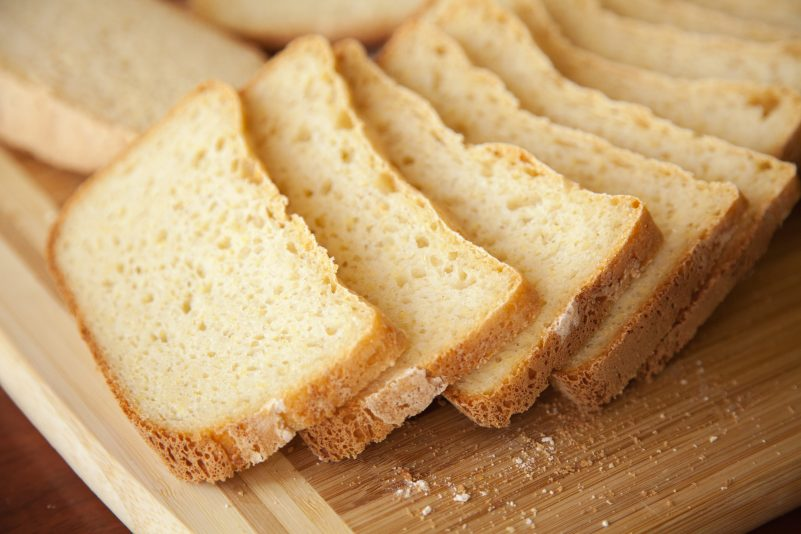 Low-Carb Keto Zone Collagen Bread