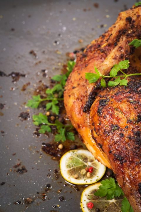 Keto Zone Lemon Pepper Chicken & 7 Proven Benefits of Peppercorn