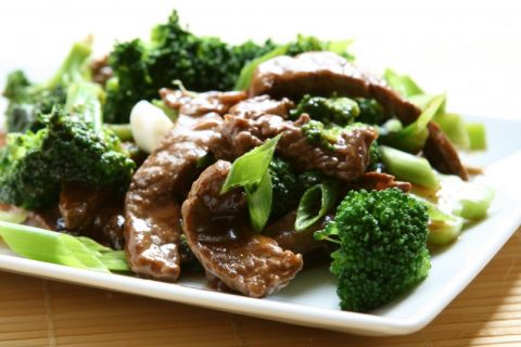 Slow Cooker Keto Zone Beef and Broccoli