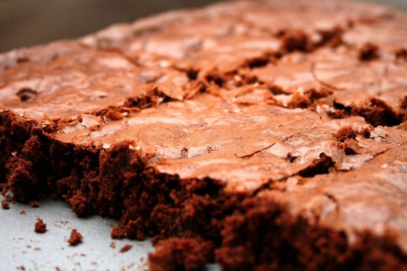 Keto Zone Chocolate Brownies to Spread the Love